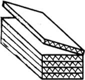 амортизатор для картонного ящика