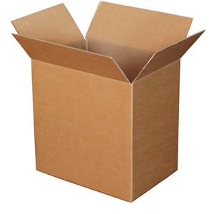 ящик из картона