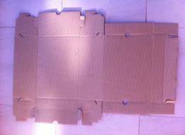 развёртка картонного ящика фото